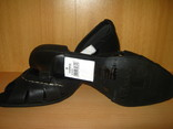 Кожаные туфли женские Comma р.39 новые германия., фото №6