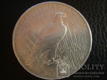 "1 доллар ""Liberty"" 1923 photo 2"