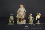 Старинные статуэтки из Папье Маше Friedel Sonneberger Figur photo 2
