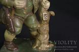 Старинные статуэтки из Папье Маше Friedel Sonneberger Figur photo 4