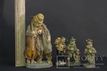 Старинные статуэтки из Папье Маше Friedel Sonneberger Figur photo 12