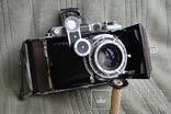 Москва-2, коричневая, 1948 год, упаковка, документы. photo 4