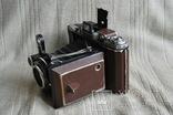Москва-2, коричневая, 1948 год, упаковка, документы. photo 8