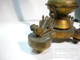 Старинные бронзовые подсвечники канделябры ( Модерн ), фото №13
