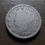 5 центов 1906  США   (К.37.8)~, фото №2