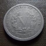 5 центов 1906  США   (К.37.8)~, фото №4