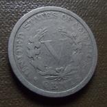5 центов 1906  США   (К.37.8)~, фото №5