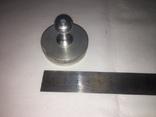 Оснастка для круглой печати металлическая переносная, фото №2