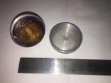Оснастка для круглой печати металлическая переносная, фото №3
