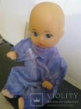 """Кукла коллекционная """"Пупс - младенец"""" (ГДР) клейменая советского периода, фото №2"""