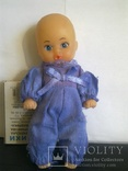 """Кукла коллекционная """"Пупс - младенец"""" (ГДР) клейменая советского периода, фото №11"""