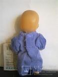 """Кукла коллекционная """"Пупс - младенец"""" (ГДР) клейменая советского периода, фото №12"""