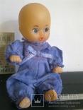 """Кукла коллекционная """"Пупс - младенец"""" (ГДР) клейменая советского периода, фото №13"""