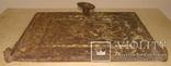 Литьё печное, фрагмент, нач. ХХ ст., фото №4