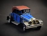 Ретро Машина модель автомобиля металл