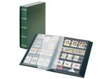 Кляссер Elegant с 60 чёрными страницами и защитной кассетой. 1169SK- G. Зелёный.