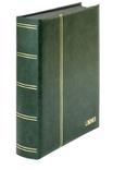 Кляссер Elegant с 60 чёрными страницами и защитной кассетой. 1169SK- G. Зелёный. фото 3