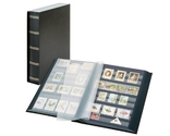 Кляссер Elegant с 60 чёрными страницами и защитной кассетой. 1169SK- S. Чёрный.