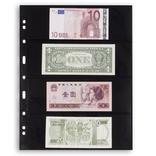 Лист к альбому Leuchtturm, Grande 2x4 полос 216 х 72 мм, черный, 4S. 312682 фото 2