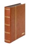 Кляссер Elegant с 60 чёрными страницами и защитной кассетой. 1169SK- H. Коричневый. фото 3