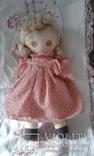 Кукла тряпичная родом из Англии, фото №2