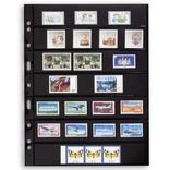 Лист к альбому Leuchtturm, Grande 2x7 полос 216 х 38 мм, черный, 7S. 314011 фото 2