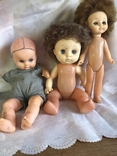 Куклы,старая номерная китайская и другие
