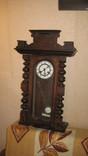 Часы стариннае настенные