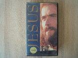 Відеокасета. Касета VHS. Ісус., фото №2