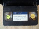 Відеокасета. Касета VHS. Ісус., фото №9