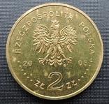 2 злотих 2003 750 років Познані photo 2