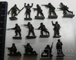 Солдаты Вермахта (из двух наборов )., фото №6
