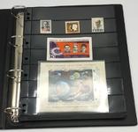Папка-переплет для марок. 8203E-W. фото 2