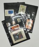 Папка-переплет для марок. 8203E-W. фото 3