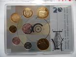 Річний набір обігових монет НБУ 2016 рік Годовой набор обиходных монет НБУ photo 2