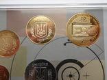 Річний набір обігових монет НБУ 2016 рік Годовой набор обиходных монет НБУ photo 3