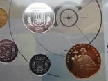 Річний набір обігових монет НБУ 2016 рік Годовой набор обиходных монет НБУ photo 4