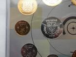 Річний набір обігових монет НБУ 2016 рік Годовой набор обиходных монет НБУ photo 5