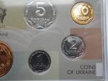 Річний набір обігових монет НБУ 2016 рік Годовой набор обиходных монет НБУ photo 8