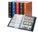 Кляссер Elegant с 60 чёрными страницами и защитной кассетой. 1169SK- R. Красный. фото 4