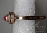 Серьга Серебро 925 Позолота, фото №9