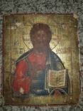Икона Господь Вседержитель 31.5*27 см, фото №3