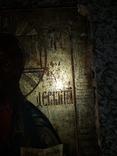 Икона Господь Вседержитель 31.5*27 см, фото №12