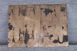 Картина рельефная ''грации в лесу'' бронза вес 930 грам, фото №9
