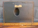 Старая рамка для фотографии с эдельвейсами + нож для бумаг ., фото №7