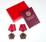 Орден Октябрьской революции (2 штуки), фото №3