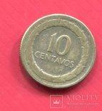 Колумбия 10 сентаво 1949, фото №3