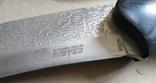 Knives S037A с фиксированным клинком. photo 3