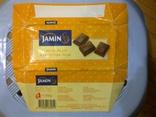 """Обертка (фантик) от шоколада """"Jamin"""" Голландия, фото №2"""