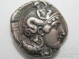 Двойной статер Лукания (350-300 г. до н.э.) photo 1